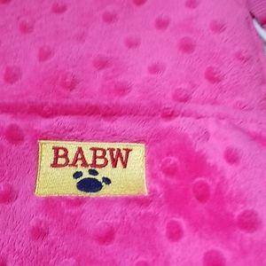 Build A Bear Workshop Toys - Build A Bear Plush Pink Bear Carrier